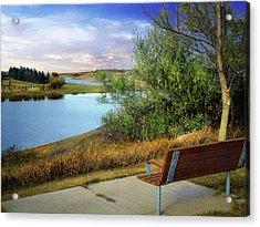 Rest Stop 2 Acrylic Print