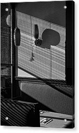 Restaurant Late Afternoon 2 Acrylic Print by Robert Ullmann