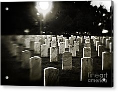 Resting Place Acrylic Print by Scott Pellegrin