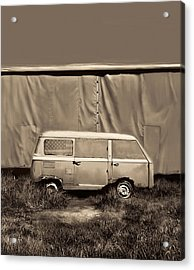 Resting Van 3 Acrylic Print