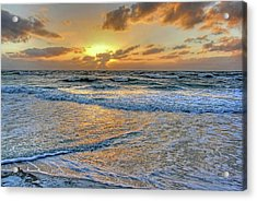 Acrylic Print featuring the photograph Restless by HH Photography of Florida