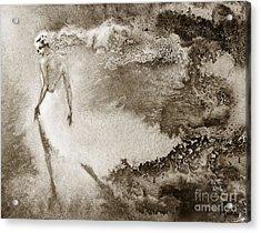 Restless Winds Acrylic Print