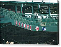 Retired Numbers Acrylic Print