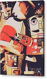 Retro Toy Memories Acrylic Print by Jorgo Photography - Wall Art Gallery