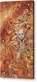 Retrocoagulator Acrylic Print by Ethan Harris