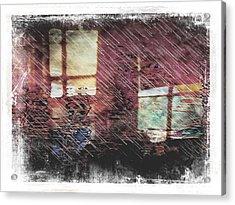Retrospection Acrylic Print