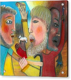Return Of The Prodigal Son Acrylic Print by Ward Smith