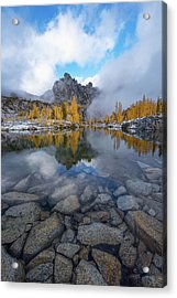 Acrylic Print featuring the photograph Revelation by Dustin LeFevre