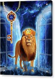 Revelation Gate Acrylic Print