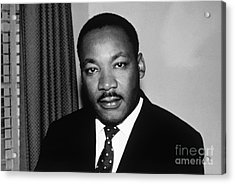 Reverend Dr. Martin Luther King Jr. Acrylic Print