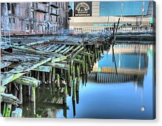 Revitalization  Acrylic Print by JC Findley
