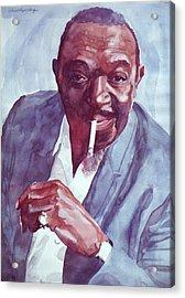 Rex Stewart Jazz Cornet Acrylic Print