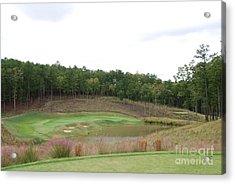 Reynolds Plantation Golf Ga Usa Acrylic Print