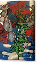 Rfb0107 Acrylic Print