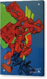 Rfb0116 Acrylic Print