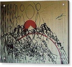 Rfb0208-2 Acrylic Print
