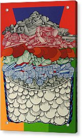 Rfb0500 Acrylic Print