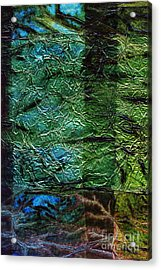Rhapsody Of Colors 1 Acrylic Print by Elisabeth Witte - Printscapes