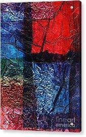 Rhapsody Of Colors 17 Acrylic Print