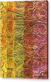 Rhapsody Of Colors 31 Acrylic Print
