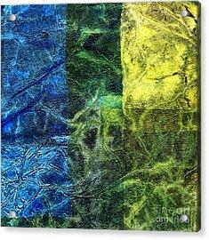 Rhapsody Of Colors 6 Acrylic Print