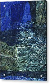 Rhapsody Of Colors 66 Acrylic Print by Elisabeth Witte