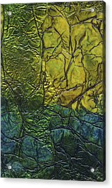 Rhapsody Of Colors 72 Acrylic Print by Elisabeth Witte