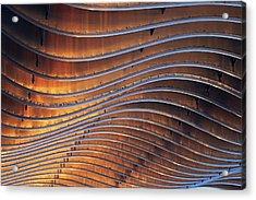 Ribbons Of Steel Acrylic Print