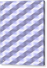 Ribbons Acrylic Print