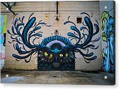 Richmond Street Art Acrylic Print