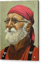 Rickabod At High Noon Acrylic Print