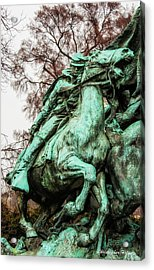 Acrylic Print featuring the photograph Riding Tight by Christopher Holmes