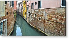 Riellos Of Venice Acrylic Print