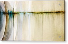 Rift In Time Acrylic Print by Scott Norris