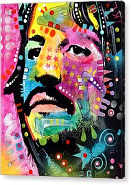 Ringo Starr Acrylic Print by Dean Russo