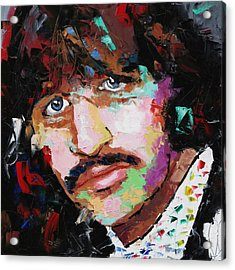 Ringo Starr Acrylic Print
