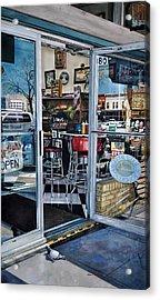 Rinky Tinks Acrylic Print