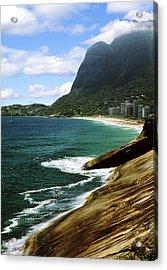 Rio De Janeiro Brazil Acrylic Print by Utah Images