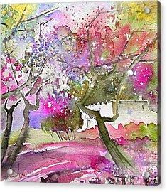Rioja Spain 02 Acrylic Print by Miki De Goodaboom