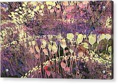 Riotous Spring Acrylic Print by Thomas Smith