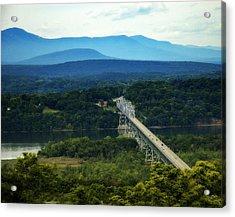 Rip Van Winkle Bridge Acrylic Print