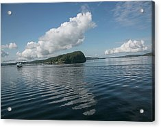 Acrylic Print featuring the photograph Ripples by Elvira Butler