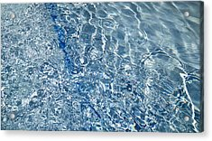 Ripples Of Summer Acrylic Print