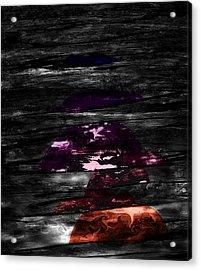 Rising Sun II Acrylic Print by Rachel Christine Nowicki