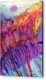 Rising Up Acrylic Print by Addie Hocynec