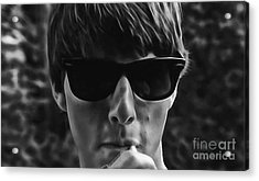 Risky Business Tom Cruise Collection Acrylic Print by Marvin Blaine