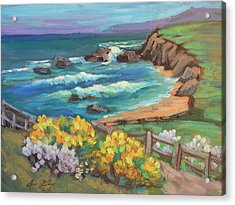 Ritz Carlton At Half Moon Bay Acrylic Print