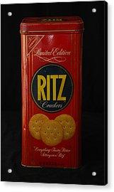 Ritz Crackers Acrylic Print