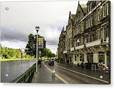 River Ness Acrylic Print by Fran Gallogly