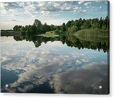 River Of Dreams II. Sedniv, 2015. Acrylic Print